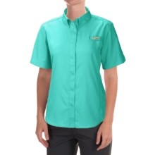 Columbia Sportswear Tamiami II Fishing Shirt - UPF 40, Short Sleeve (For Women) in Miami - Closeouts