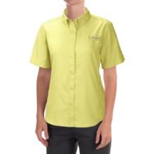 Columbia Sportswear Tamiami II Fishing Shirt - UPF 40, Short Sleeve (For Women) in Sunnyside - Closeouts