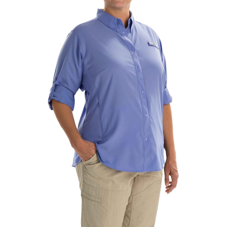 columbia sportswear tamiami ii shirt for women