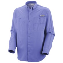 Columbia Sportswear Tamiami II Shirt - UPF 40, Long Sleeve (For Men) in Fairytale - Closeouts