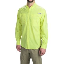 Columbia Sportswear Tamiami II Shirt - UPF 40, Long Sleeve (For Men) in Tippet - Closeouts