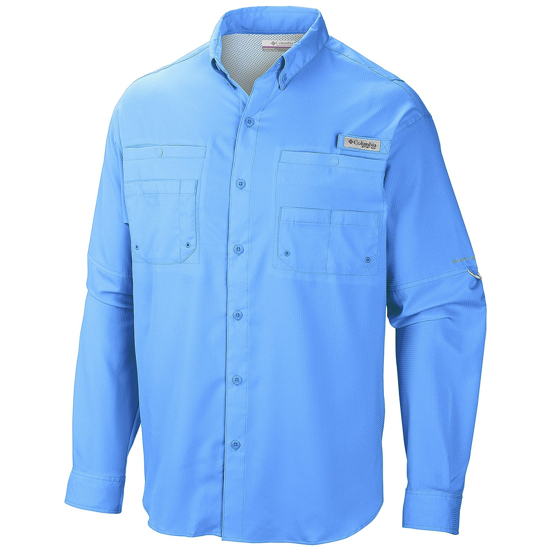 columbia sportswear tamiami ii shirt upf 40 long sleeve