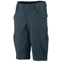 Columbia Sportswear Taylor Trail Cargo Shorts (For Little Girls) in Black Night - Closeouts