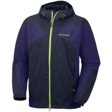 Columbia Sportswear Tech Attack Shell Jacket - Waterproof (For Men) in Abyss - Closeouts