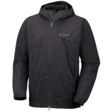 Columbia Sportswear Tech Attack Shell Jacket - Waterproof (For Men) in Black - Closeouts