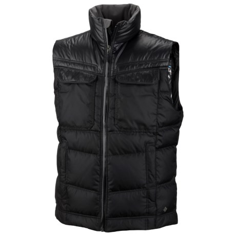 Columbia Sportswear Tech District Omni-Heat® Down Vest - 700 Fill Power (For Men)