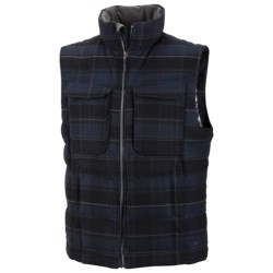 Columbia Sportswear Tech District Omni-Heat® Down Vest - 700 Fill Power (For Men) in India Ink
