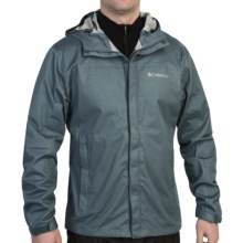 Columbia Sportswear Tech Talk EXS Jacket (For Men) in Metal - Closeouts