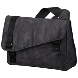 Columbia Sportswear Tech Trekker Messenger Bag in Black Camo