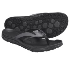 Columbia Sportswear Techsun Flip III Sandals (For Men) in Black - Closeouts