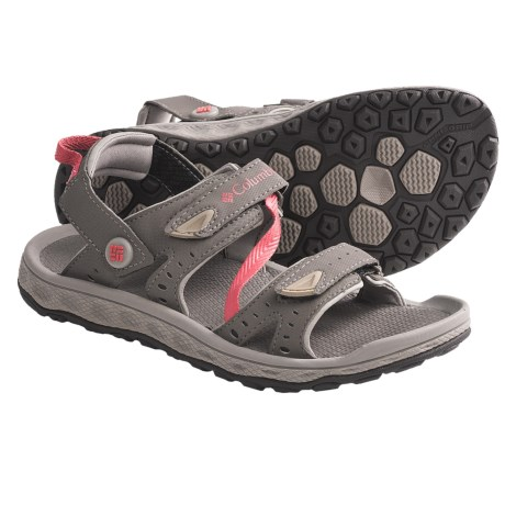 Columbia Sportswear Techsun Interchange III Sport Sandals (For Women) in Tusk