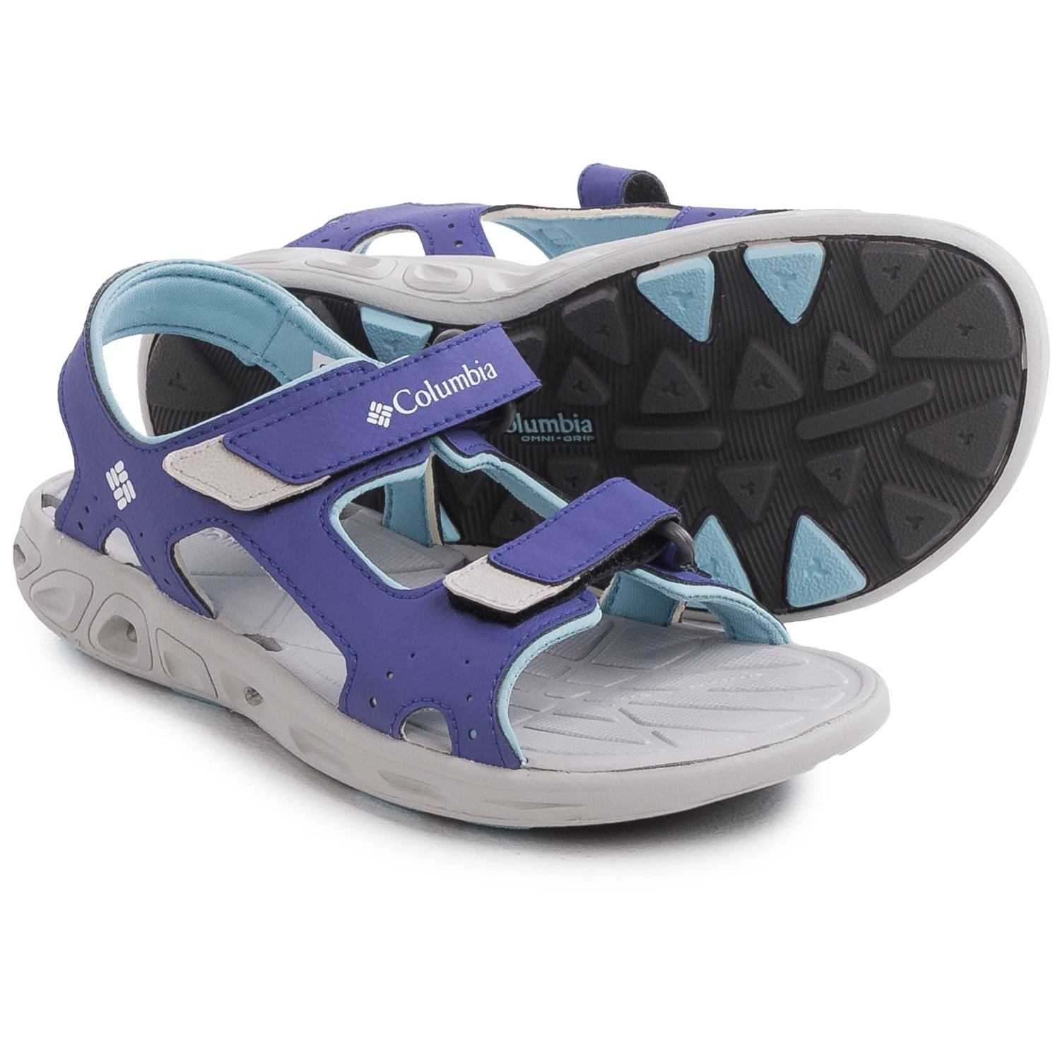 Columbia Sportswear Techsun Vent Sport Sandals For Little