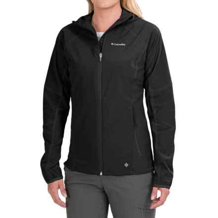 Columbia Sportswear Tempting Tilt Omni-Shield® Jacket (For Women) in Black - Closeouts