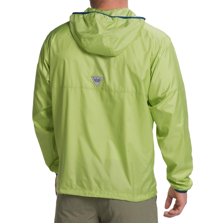 Columbia Sportswear Terminal Spray Omni-Shade® Jacket (For ...