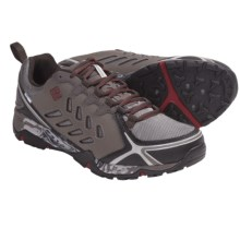 Columbia Sportswear Terrebonne Ridge OutDry® Trail Shoes - Waterproof (For Men) in Flint Grey - Closeouts