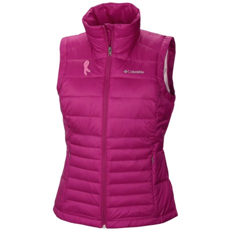 Columbia Tested Tough in Pink Vest