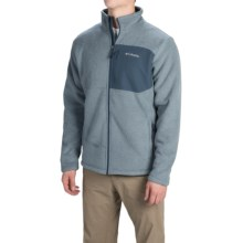 Columbia Sportswear Teton Peak Fleece Jacket (For Men) in Everblue - Closeouts