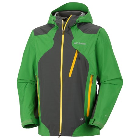 Columbia Sportswear The Compounder Omni-Dry® Shell Jacket - Waterproof (For Men) in Fuse Green