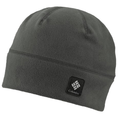 Columbia Sportswear Thermarator Beanie Hat - Omni-Heat® (For Men and Women) in Dark Compass