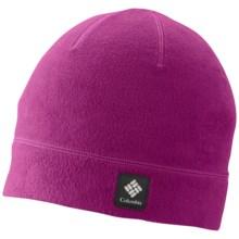 Columbia Sportswear Thermarator Omni-Heat® Beanie Hat (For Kids) in Deep Blush - Closeouts