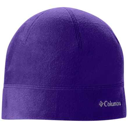Columbia Sportswear Thermarator Omni-Heat® Beanie Hat (For Men and Women) in Hyper Purple - Closeouts