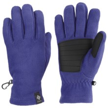 Columbia Sportswear Thermarator Omni-Heat® Fleece Gloves (For Women) in Light Grape - Closeouts
