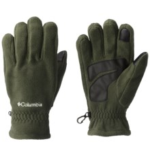 Columbia Sportswear Thermarator Omni-Heat® Gloves (For Men and Women) in Surplus Green - Closeouts