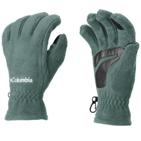 Columbia Sportswear Thermarator Omni-Heat® Gloves (For Women) in Pond