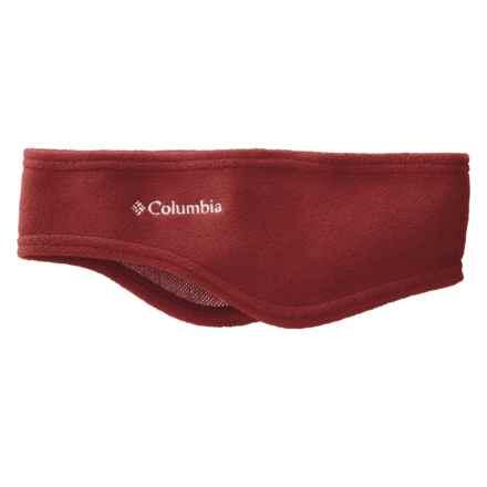 Columbia Sportswear Thermarator Omni-Heat® Headband (For Men and Women) in Red Element - Closeouts