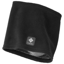 Columbia Sportswear Thermarator Omni-Heat® Neck Gaiter (For Kids) in Black - Closeouts