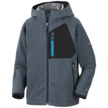 Columbia Sportswear Thermorator Hoodie Jacket - Omni-Heat®, Fleece (For Boys) in Mystery - Closeouts