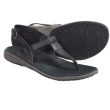 Columbia Sportswear Tilly Jane T-Strap Sandals (For Women) in Black - Closeouts