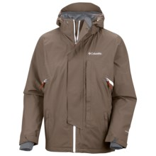 Columbia Sportswear Timber Tech Omni-Heat® Omni-Dry® Jacket - Waterproof (For Men) in Truffle - Closeouts