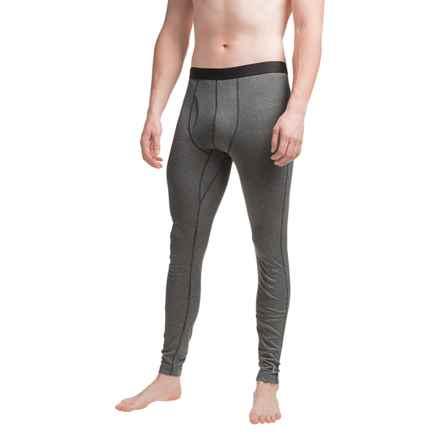 Columbia Sportswear Titanium Arctic Trek Base Layer Pants (For Men) in Black Heather - Closeouts