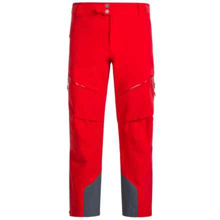 Columbia Sportswear Titanium Jump Off Omni-Heat® Cargo Pants - Waterproof (For Men) in Bright Red