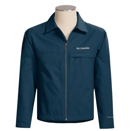Columbia Sportswear Tool Belt Jacket - Insulated (For Men) in Columbia Navy