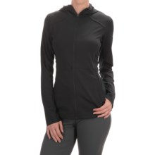 Columbia Sportswear Trail Crush Sporty Hoodie - UPF 30 (For Women) in Black - Closeouts