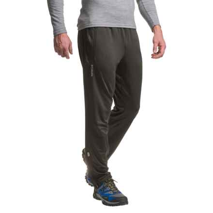 Columbia Sportswear Trail Dash Omni-Wick® Running Pants (For Men) in Black - Closeouts