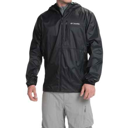Columbia Sportswear Trail Drier II Jacket (For Men) in Black - Closeouts