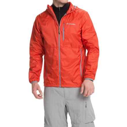 Columbia Sportswear Trail Drier II Jacket (For Men) in Super Sonic - Closeouts