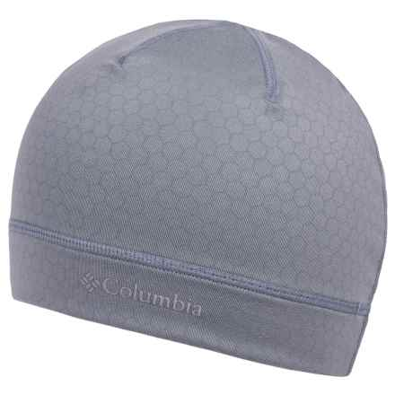 Columbia Sportswear Trail Flash Beanie (For Men and Women) in Tradewinds Grey/Atoll - Closeouts
