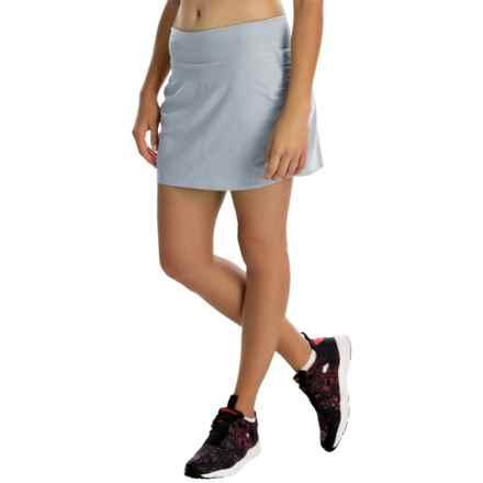 Columbia Sportswear Trail Flash Omni-Wick® Skort (For Women) in Cirrus Grey - Closeouts