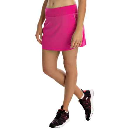 Columbia Sportswear Trail Flash Omni-Wick® Skort (For Women) in Haute Pink - Closeouts