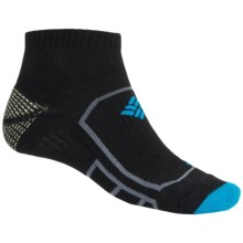 Columbia Sportswear Trail Running Socks - Lightweight, Ankle (For Men) in Black - Closeouts