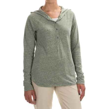 Columbia Sportswear Trail Shaker Hoodie - Omni-Wick® (For Women) in Cypress Heather - Closeouts