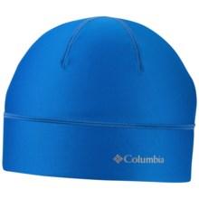 Columbia Sportswear Trail Summit Omni-Heat® Beanie Hat (For Men) in Hyper Blue - Closeouts