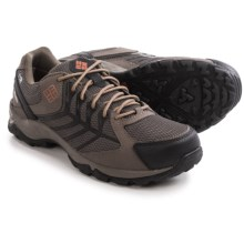 Columbia Sportswear Trailhawk OutDry® Hiking Shoes (For Men) in Mud/Cedar - Closeouts