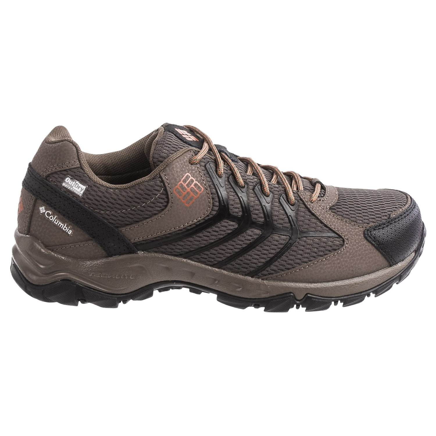 The shoe on the left shows a normal shoe wear pattern after miles, while the shoe on the right is the same model, same wearer, but only miles. Walkers with a normal, neutral gait will show shoe wear .