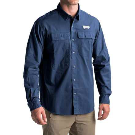 Columbia Sportswear Trailhead Shirt - Long Sleeve (For Men) in Carbon - Closeouts