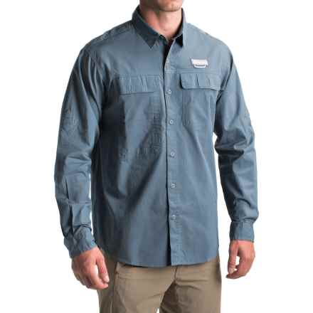 Columbia Sportswear Trailhead Shirt - Long Sleeve (For Men) in Mountain - Closeouts